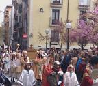 Pamplona se estremece ante la solemnidad del Santo Entierro
