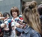 Barcina niega cualquier vínculo de ella o de UPN con Enrique Goñi
