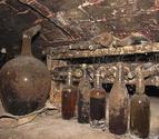 Las bodegas conservadas por familias de Dicastillo salen a la luz