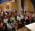 Pitillas estrena su ermita de Santo Domingo