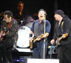 Springsteen conquista a 30.000 seguidores en Canarias