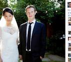 Mark Zuckerberg se ha casado con su novia de siempre