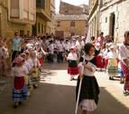 Fiesta del Agua, comida popular y muchos