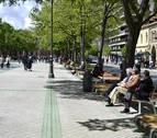 Miércoles soleado en Navarra  y con calor moderado por la tarde