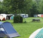 Un 90% de ocupación en los campings de Navarra en Semana Santa
