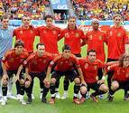 España sigue mandando en la clasificación de la FIFA