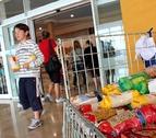 Aspace recoge 5.000 kilos de comida destinados al BAN
