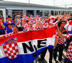 Irlanda-Croacia, duelo clave por la supervivencia de las