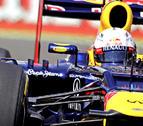 Cara para Vettel y cruz para Alonso