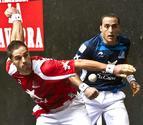 Olaizola II y Martínez de Irujo jugarán el domingo en Bilbao
