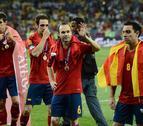 Ayegui homenajea a su vecino Javi Martínez tras lograr la Eurocopa