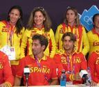 Federer mantiene el tipo, Carla Suárez ilusiona y Verdasco cae