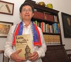 Las biografías de dos religiosos de Lerín toman forma en un libro