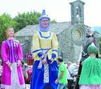 Los 12 concejos de Arakil celebran juntos la fiesta de Santiago