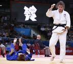 Cecilia Blanco cae en octavos y el judo español se queda sin medallas