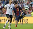 Alba debuta con triunfo del Barça en los penaltis ante el United