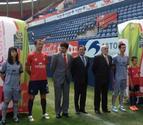 Osasuna y Lacturale firman su acuerdo para dos temporadas