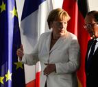 Merkel y Hollande advierten a Grecia de que cumpla su palabra
