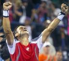 Ferrer pasa a cuartos de final en la que dice ser su mejor temporada