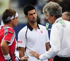 El agua frena el buen arranque de Ferrer en la semifinal del US Open