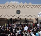 Asaltadas las embajadas de EE UU en Yemen y Egipto por protestas