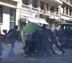 Condenados a 16 meses de cárcel tres detenidos en la huelga general