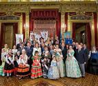 El Palacio de Navarra abre sus puertas a las Casas Regionales