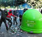 La policía halla un pasquín con instrucciones de actuación para los radicales del 26-S