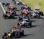 Vettel se pone a cuatro puntos de Alonso tras vencer en Suzuka