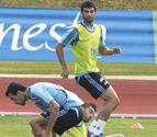 Raúl Albiol como pareja de Sergio Ramos en la defensa