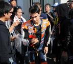Dani Pedrosa protagoniza un podio español en Japón