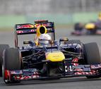Vettel gana en Corea y se pone líder del mundial; Alonso tercero