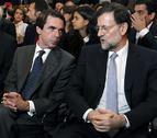 Aznar eligió a Rajoy tras el doble rechazo de Rato a sucederle