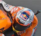 Stoner domina en su pista por delante de Pedrosa y Lorenzo