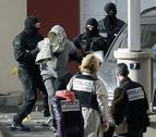 Detenidos en Francia los etarras Izaskun Lesaka y Joseba Iturbe