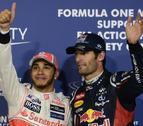 Alonso, que saldrá sexto, toma aire gracias a la sanción a Vettel