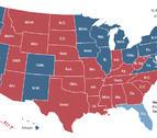 Obama se impone por número de compromisarios y por voto popular