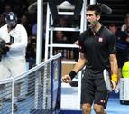 Djokovic gana ante Federer su segunda Copa de Maestros