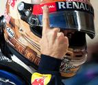 Vettel arrasa en la calificación y Alonso saldrá octavo