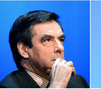 Fillon y Copé se adjudican la victoria de las primarias de la UMP