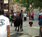 Un herido del toro con soga se recupera en  el hospital de parapléjicos de Toledo