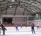 El Ayuntamiento de Pamplona decide no instalar la pista de hielo de Navidad
