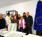 San Adrián demuestra su generosidad con el Banco de Alimentos parroquial