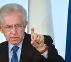 Monti, dispuesto a ser presidente si se acepta su programa