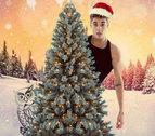 Justin Bieber, Heidi Klum y Shakira disfrutan de la Navidad