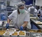 Instalarán cámaras para controlar el emplatado en las cocinas del CHN