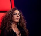 Rosario comete un lapsus tras una frase de Melendi en 'La Voz Kids'
