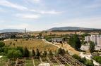 La Comisión de Urbanismo, excepto EH Bildu, apoya el TAV y la estación prevista en Echavacoiz