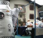 El carnaval toma las calles de Sunbilla