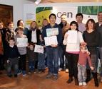 Entregados los premios del concurso de Lacturale